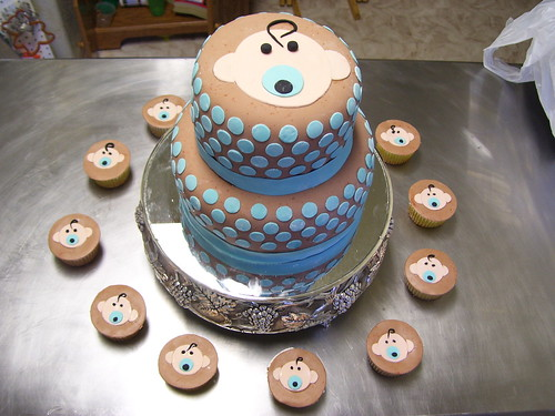 baby shower cake | by alicegop