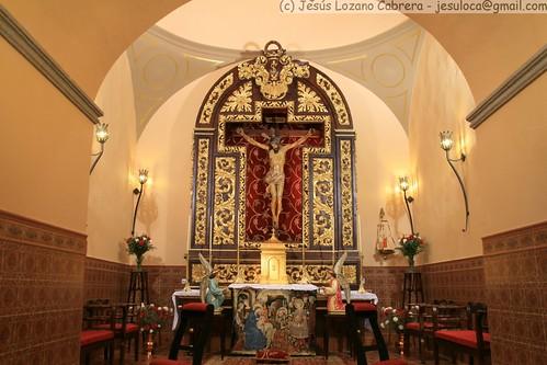 Iglesia de Alange despues de la reforma IIII