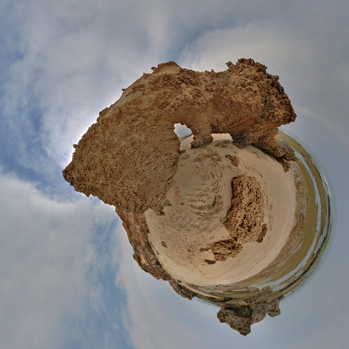 Beaches: Sphinx Rock Ocean Beach Sorrento Vic Stereographic | by Peter Gawthrop