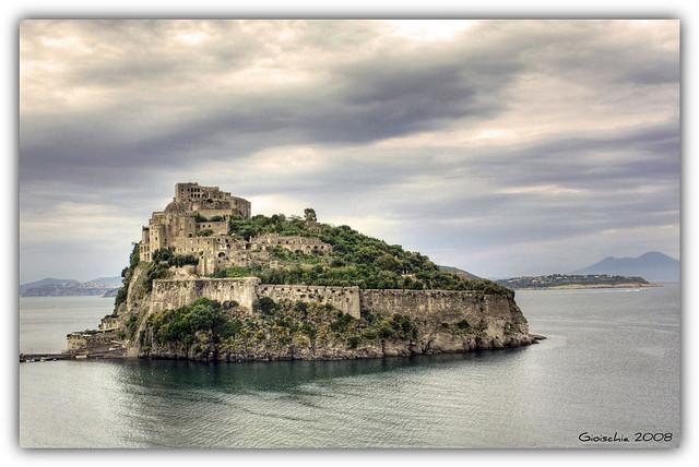 Aragonese Landscape hdr