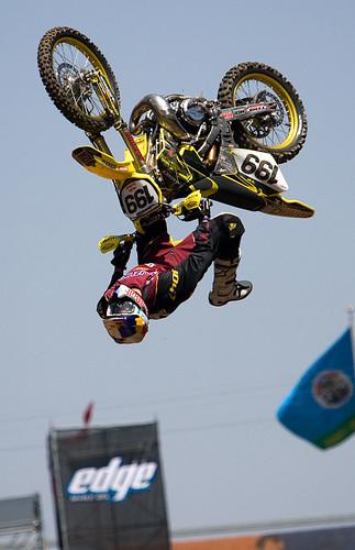 Travis Pastrana backflip