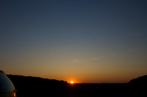 sunset canada silhouette time fromacar d40 québec imagetype nikond40 photospecs houdahgeo afsdxnikkor1685mmf3556gedvr afsdxvrzoomnikkor1685mmf3556ged