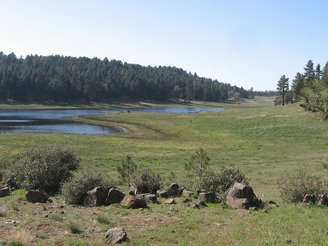 Big Laguna lake and meadow - 5-10-07 - It's in the Mt ...