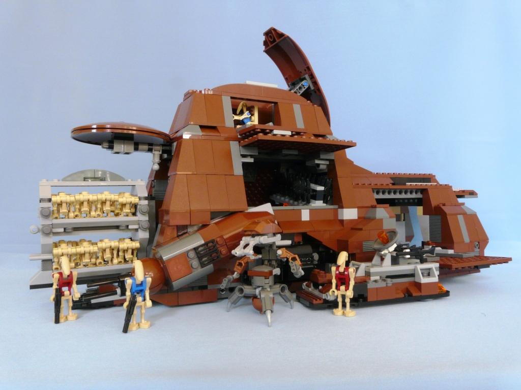 Star Wars Lego 7662 Trade Federation MTT 07 - a photo on