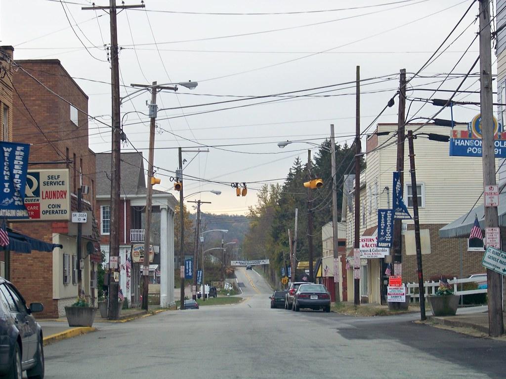 Fredericktown, PA