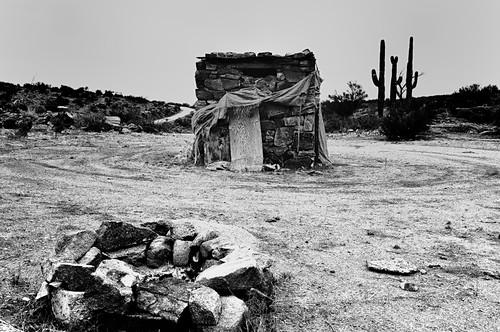 arizona cactus usa southwest rock america landscape outdoors nikon scenery az structure western ghosttown 1755mmf28g nikkor barren octave oldwest d300 borrowlenses olewest