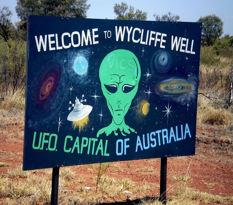 UFO Capital of Australia