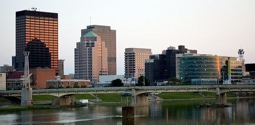 dayton skyline | by vistavision