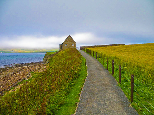 House in Orkney