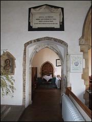 former north doorway