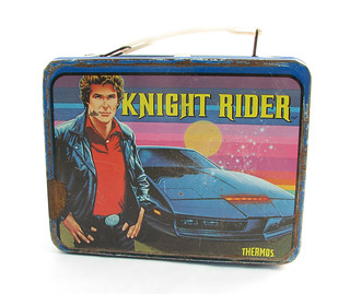 Knight Rider Lunchbox | by 1Girl 1Boy