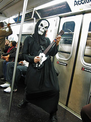Grim Reaper From Guitar Hero - Halloween (2006) | by Rob Boudon