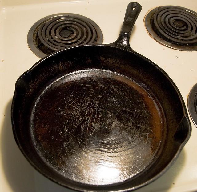 Wagner 1891 Cast Iron Pan