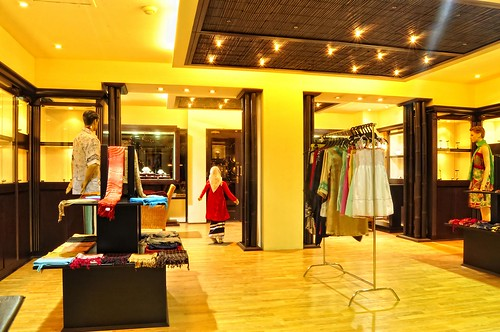 Interior: Nala Boutique