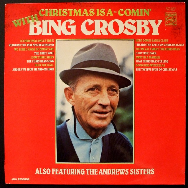 Bing Crosby Christmas.Bing Crosby Christmas Is A Comin Id 450 Videos 4 Call