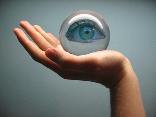 The seeing eye   by Valerie Everett