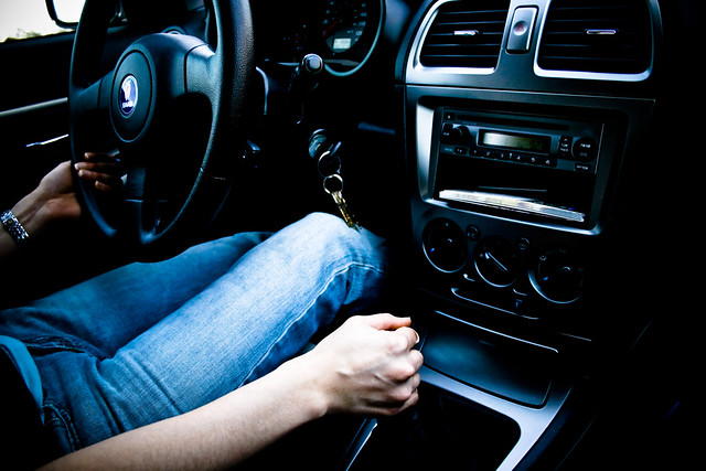 Women who drive stick shift are sexy   In the USA, any woman