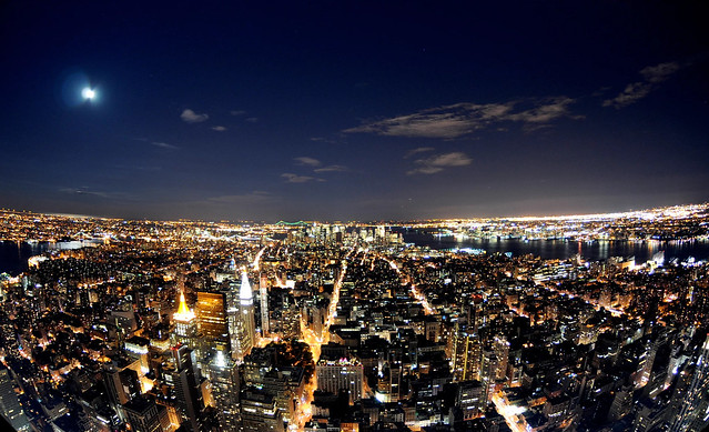 NYC from Empire State