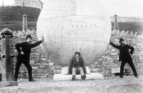 The Globe Supported (1890) | by Durlston Country Park