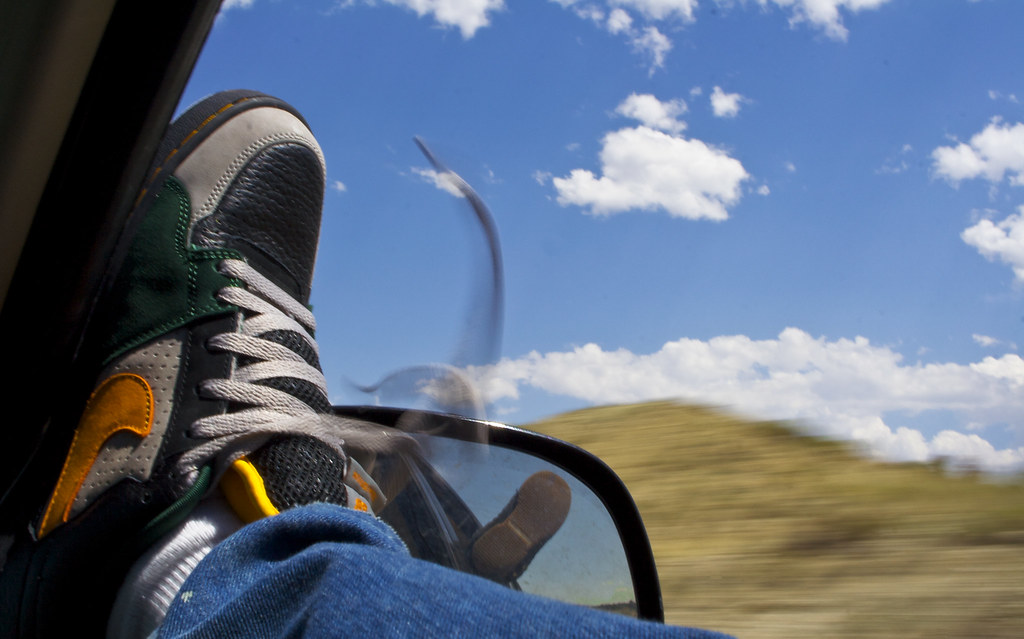 Image result for road trip feet
