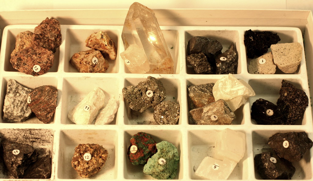 Rock Identification kit | Rock kit for 7th grade and Earth S