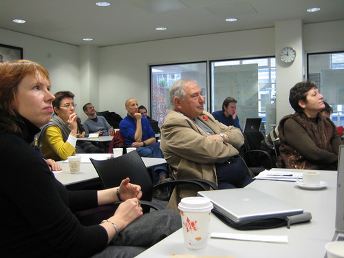 Workshop on Finding and Re-using Public Information I | by jwyg