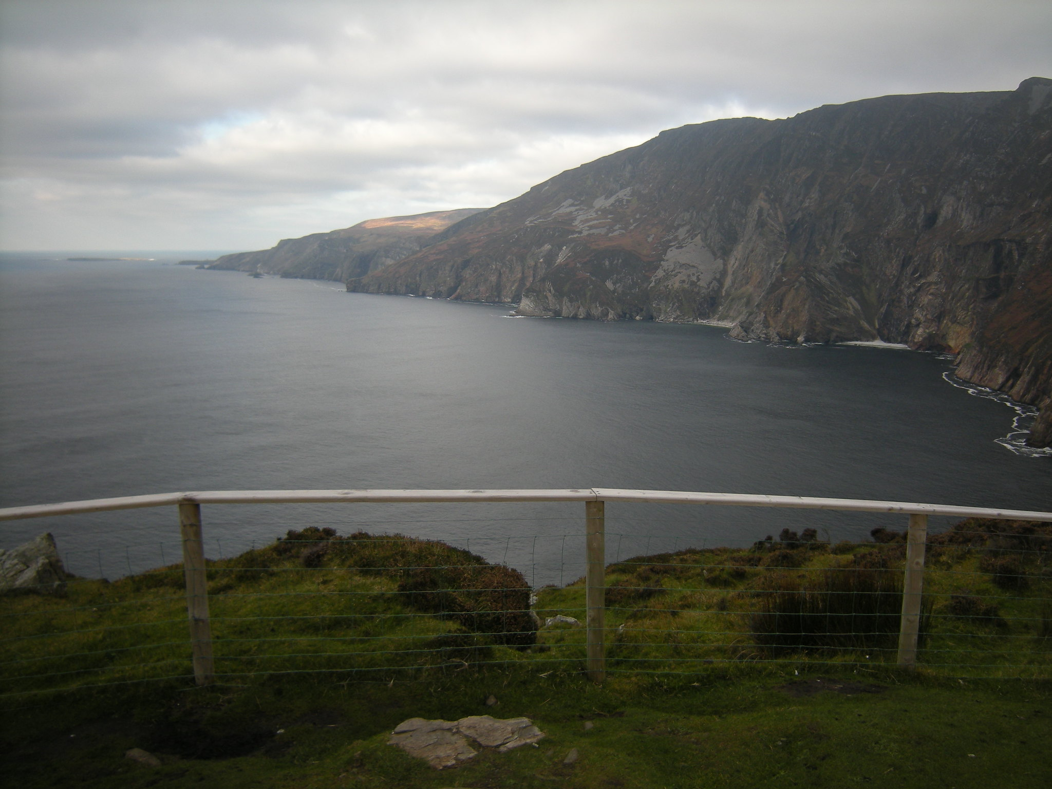 Slieve League, Bunglas Cliffs