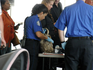 TSA at Gate B8 | by danfinkelstein