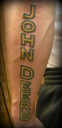 John Deere | undergroundtattoomd | Flickr
