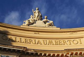 Galleria Umberto I, Naples