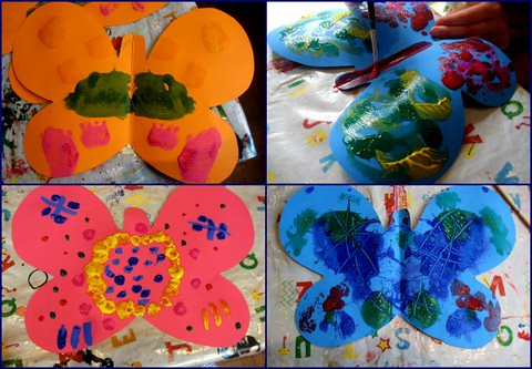 The Very Hungry Caterpillar Craft Ideas Cathy Nurturestore Co Uk