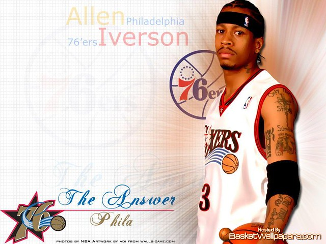 Allen Iverson Wallpaper Mimilala8 Flickr