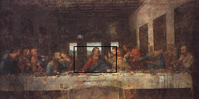 Sezione Aurea Ne L Ultima Cena Di Leonardo Da Vinci Flickr