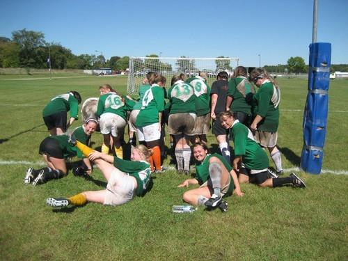 northern michigan women's rugby!