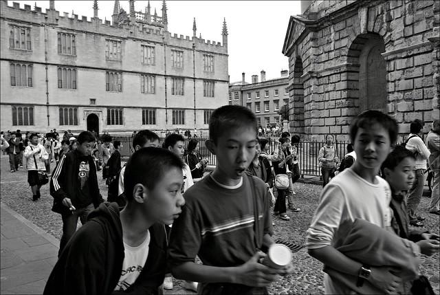 Oxford tourism