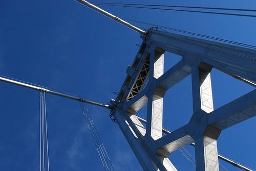 Bay Bridge, San Francisco by jamiejennings