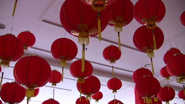 Vietnam - Saigon - Ankunft - Das Neujahrfest steht an