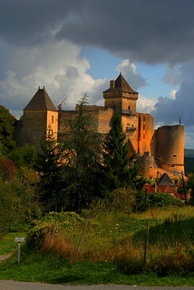 Castelnaud | by kiwisteve1