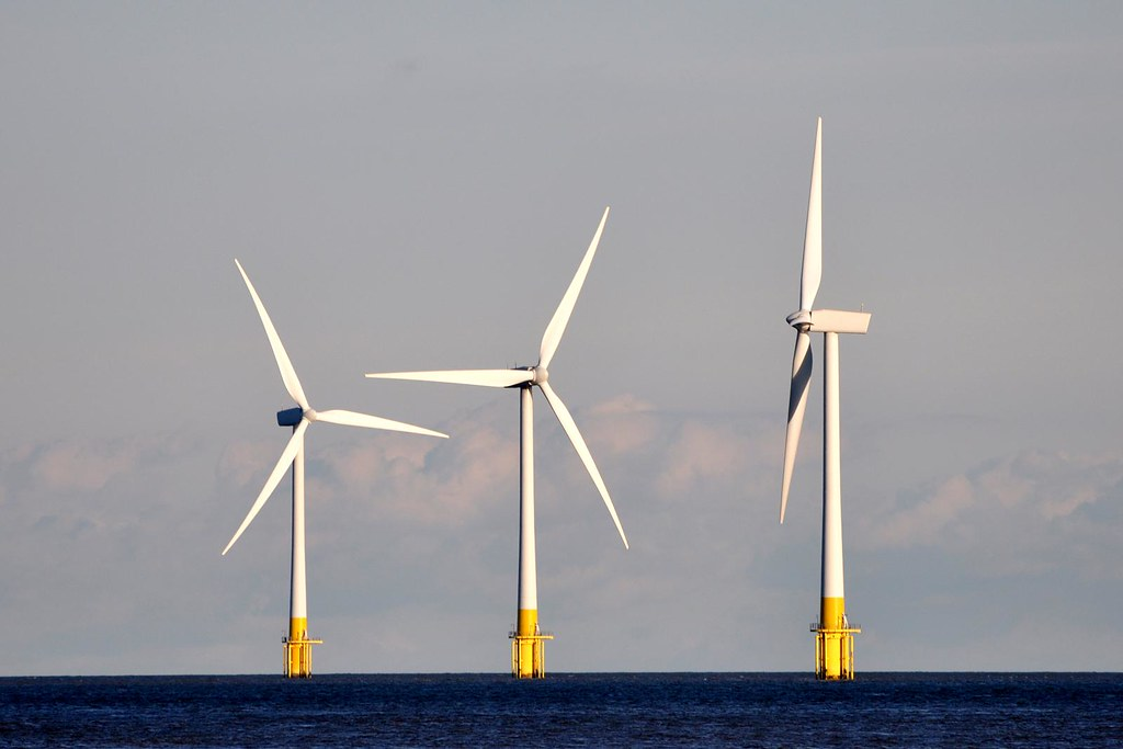 Wind turbines Scroby Sands (21)