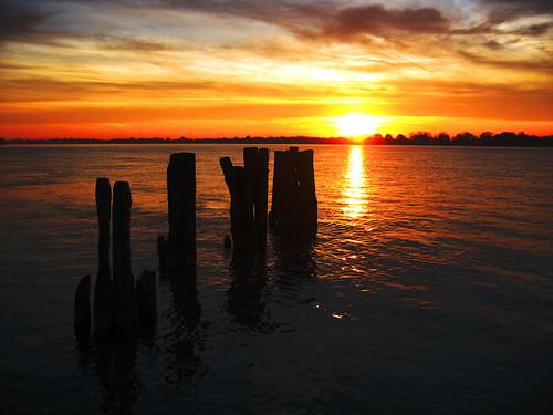 Saint Clair River (November 7th, 2008)