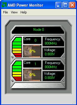 AMD Power Monitor: Turion 64 X2 CPU | AMD Power Monitor AMD … | Flickr