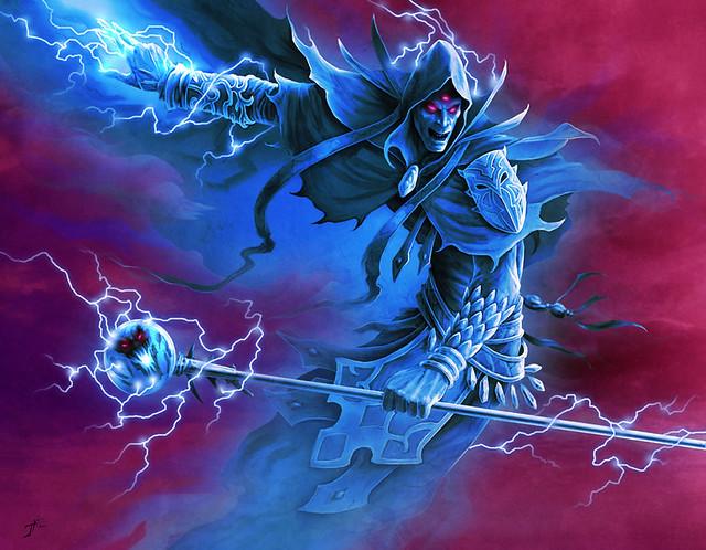 Wizard Of Mist By Jason Engle Artwork By Jason Engle Fan