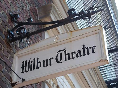Wilbur Theatre   by MSDolloff27