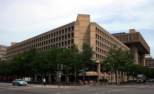 The J. Edgar Hoover Building - FBI Headquarters | by Ukenaut