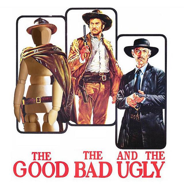 Il Woody, il brutto e il cattivo