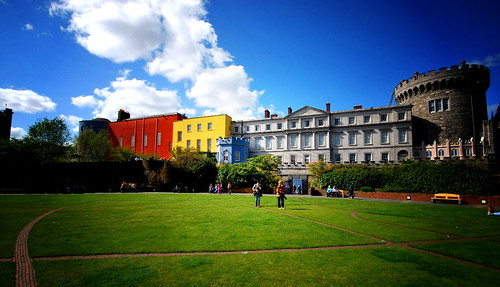 Dublin's Colorful Castle | by formalfallacy @ Dublin (Victor)