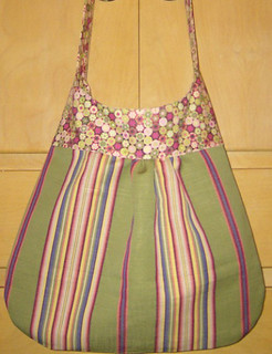 """Bag made with """"Potpourri"""". Made by jillyd"""