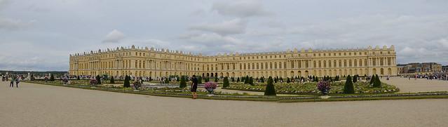 Panorama - Versailles