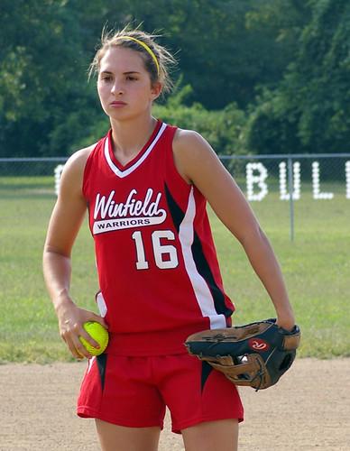 Louisiana Lady Bulldogs vs. Winfield Lady Warriors - Softball | by eagle102.net