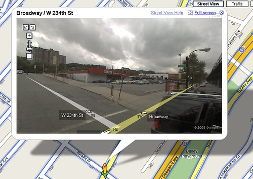 Google Street View in the Daytime | by Tamar Weinberg